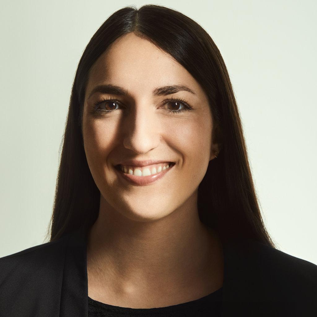 Rechtsanwältin Mariana Siebert