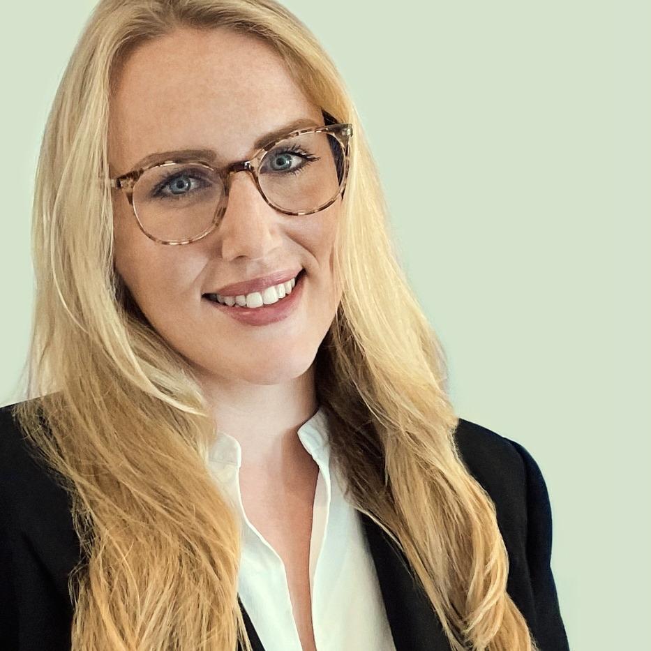 Rechtsanwältin Michelle Hoyer